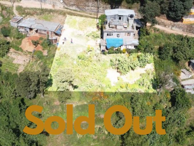 Land sold out at swyambhu kathmandu