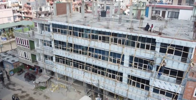 Building for rent in pepsicola