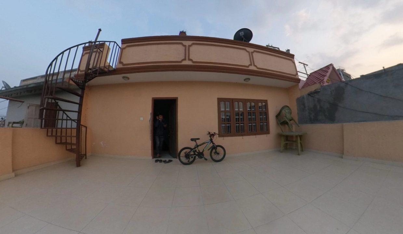 House at pepsicola